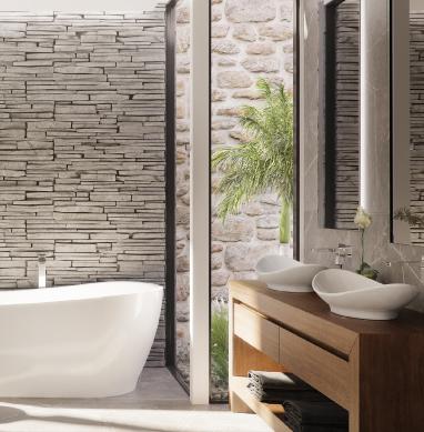 How to transform your bathroom into a tranquil coastal retreat