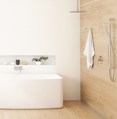 Practically Speaking: How to balance form and function in your bathroom