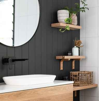 10 clever bathroom storage ideas