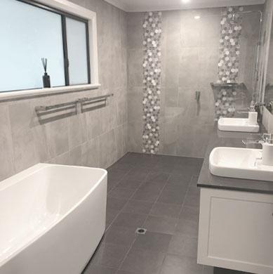An Elegant Barossa Valley Bathroom